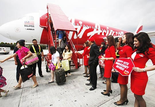 AirAsia fined by Australian court for not including taxes, charges in advertised air fares